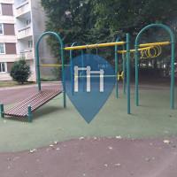 Montigny-le-Bretonneux - 户外运动健身房 - Sentier des Chardons