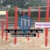 徒手健身公园 - 杜塞尔多夫 - Calisthenics Gym - Nachbarschaftspark Düsseldorf Eller