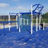 Groningen - Calisthenics Park - Lewenborg