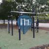 圖盧茲 - 徒手健身公园 - Amicale de Rangueil