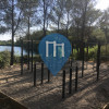 Parque Calistenia - Montpellier - Outdoor Fitness Lac des Garrigues