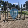 Outdoor Pull Up Bars - Tauranga - Outdoor Fitness Fergusson Park