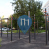 Санкт-Петербург - Воркаут площадка - Kirowski Rajon