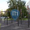 Saint Petersburg - Parque Calistenia - Kirowski Rajon