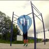 Bergen - Воркаут площадка - Bjerknes Park