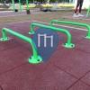 Parco Calisthenics - Zagabria - Street Workout Park Zagreb
