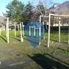 Street Workout Park - Ajdovščina - Calisthenics Gym Ajdovščina Ribnik