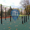 Vauvert - Street Workout Park - Aire de sport de vauvert