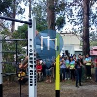 San Pedro - Parc Street Workout - Ciudad universitaria Rodrigo Facio Brenes