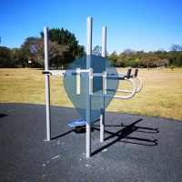 Gimnasio al aire libre - Brisbane - Outdoor Fitness Edwards Park