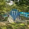 Exercise Park - Bogotá - Parque de calistenia (Parque Gustavo Uribe Botero)