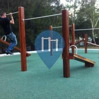 Сидней - уличных спорт площадка - Alan Davidson Oval