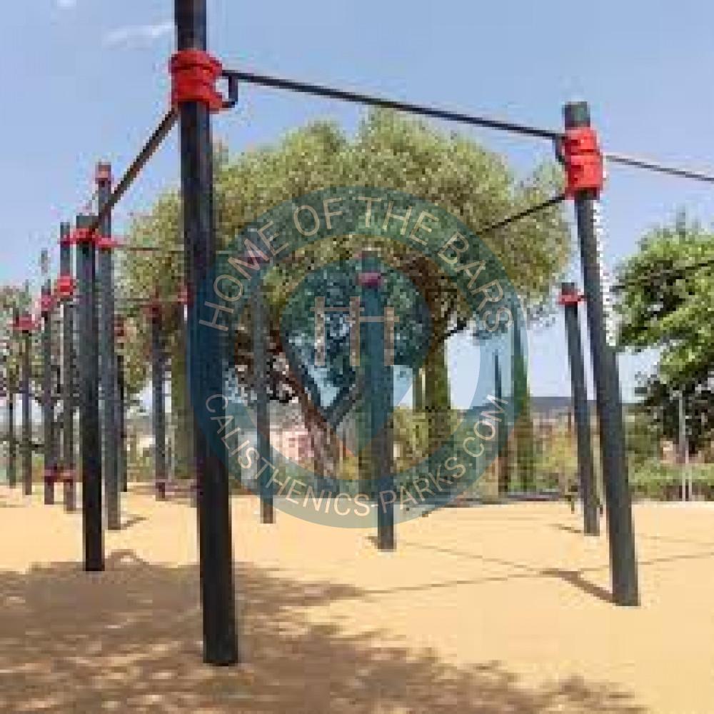 Street Workout Parc Del