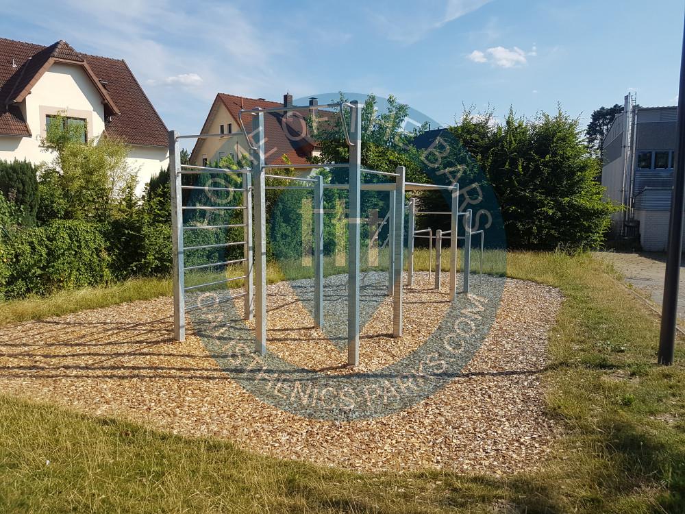 Klettergerüst Calisthenics : Full reuenthal calisthenics geräte rüttistrasse deutschland