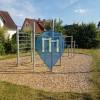 Bielefeld - Parque Calistenia - Marienschule