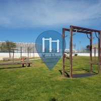 Albufeira - Exercise Stations - Parque de Valo Faro