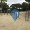 Parque Street Workout - Lloret de Mar - Parc Turò d'en buc