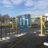 Билефельд - Воркаут площадка - Calisthenics Park Bielefeld Kesselbrink