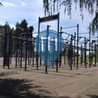 Zürich - Crossfit Park - Hochschulsportanlage