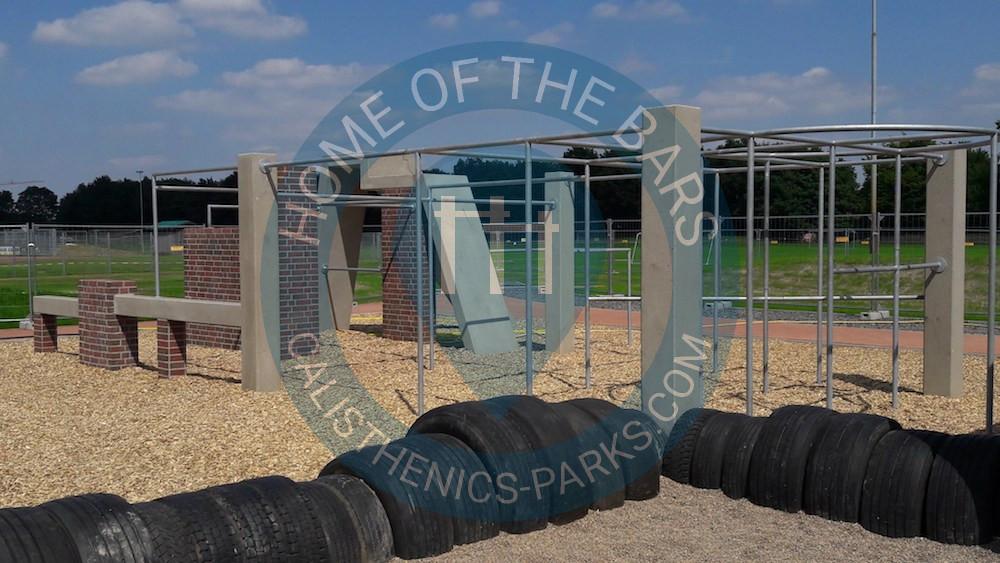 Afbeeldingsresultaat voor cloppenburg freerun park