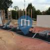 Hemsbach - Outdoor Fitnesstudio - alla hopp! Anlage und Bürgerpark
