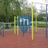 Bergen - Calisthenics Park - Daltonbasisschool De Klimop