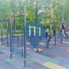 Riga - Calisthenics Park - Purvciems