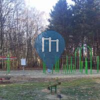 Тарнов  - Воркаут площадка - Park Piaskówka