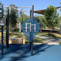 Raymond Terrace - Outdoor Pull Up Bars - Outdoor Fitness Boomerang Park