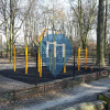 Leszno - Street Workout Park - Park Linowy TARZAN