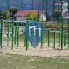 Тчев - Воркаут площадка - Plac Zabaw