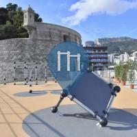 Parco Calisthenics - Principato di Monaco - Outdoor Fitness MonaMove