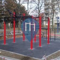 Karlovy Vary - 徒手健身公园 - RVL 13