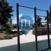 Charlotte, NC - Outdoor Fitnessstation - First Ward Park