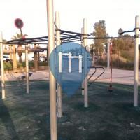 徒手健身公园 - 亚实基伦 - Ashkelon Beach Fitness Park