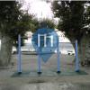Genf - Outdoor Fitnessstation - Bains des Pâquis