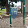 Los Angeles - Outdoor exercise gym - Eugene A. Obregon Park