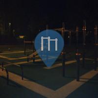 Fitness Trail - Street Workout Park Bourg-en-Bresse