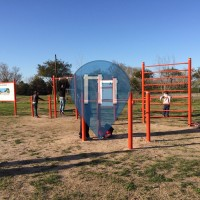 Vicente López - Calisthenics Park - Parque de los Niños