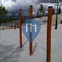 Collado Villalba - Street Workout Park - Parque de Begles