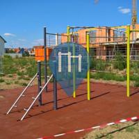Schwandorf - Gym en plein air - Alfred-Delp-Strasse