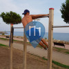 Imperia -  Pull up bar - Parco urbano de imperia