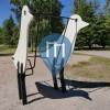 Gimnasio al aire libre - Lahti - Outdoor gym Köllinrannanpuisto