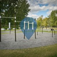 Candiac - Parco Calisthenics - Parc Charlemagne