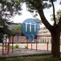 Sofia - Parco Calisthenics - Hristo Botev