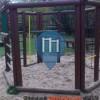 Warsaw - Workout Park - Łazienki