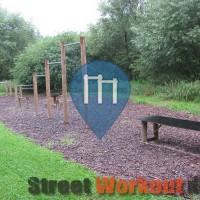 Hluboká nad Vltavou - Outdoor Fitness Park - (Tiefendorf an der Moldau)