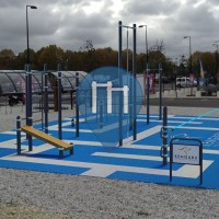 La Teste-de-Buch -  Outdoor Exercise Gym - Kenguru.PRO