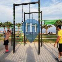户外运动健身房 - 贝尼卡尔洛 - Outdoor Fitness Benicarló