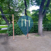 Klimmzugstange - Rostow am Don - Part of a children's playground